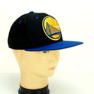 pretty nice dccf8 e6032 Mitchell   Ness Accessories - Golden State Warriors Adults Adjustable Hat  NBA
